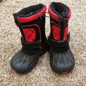 Toddler Boys Totes Jason Winter Snow Boots